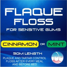 Floss in Cinammon and Mint