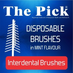 The Pick Interdental Brushes